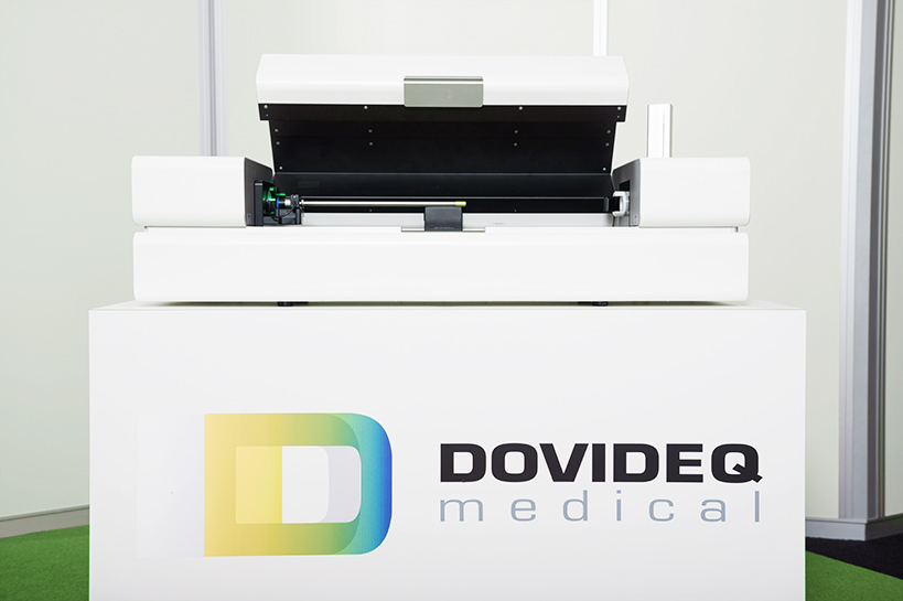 DOVIDEQ Medical Scope Control Zeeuws InvesteringsFonds, meetregistratie endoscopen